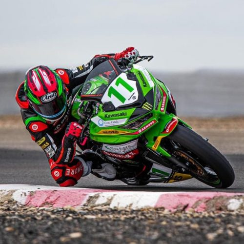 Ana Carrasco set to race 2021 WSBK SSP300 – first female to win Championship in 2018- history could be repeated!
