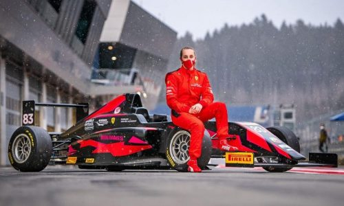 Maya Weug – first female to join Ferrari Driver Academy under FIA Rising Stars Programme- racing full F4 season 2021