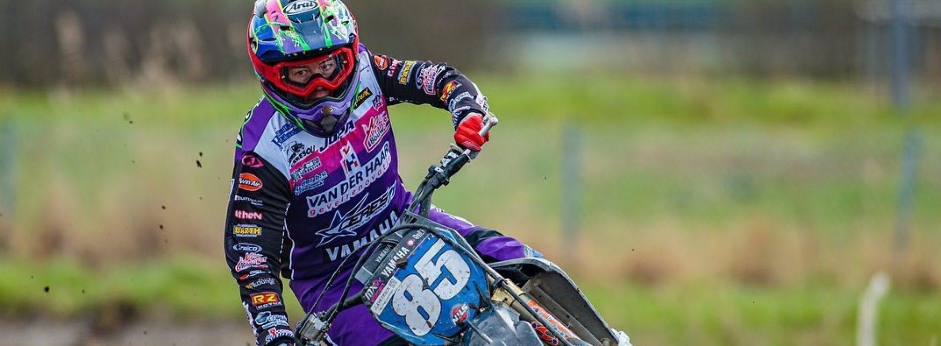 Women Motocross World Championship- Nancy Van de Ven