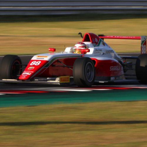 Hamda Al Qubaisi makes history claiming 3rd podium in Italian F4 Championship at Misano