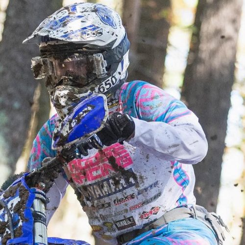 Rachael Archer- awe inspiring athlete- heads into Final Round GNCC WXC standing 2nd Overall